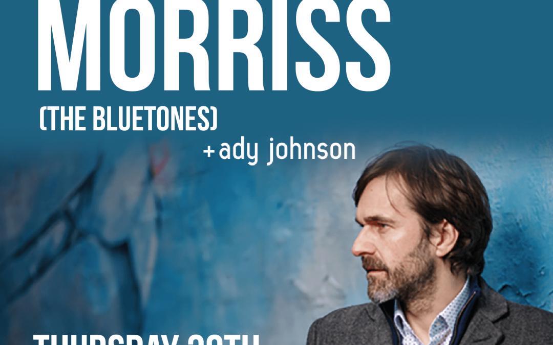 Mark Morriss Bluetones Poster